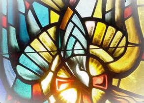 Chapel Window - Window in the St. George's...