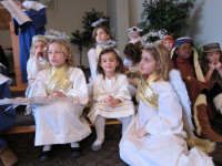 Christmas 2011 - Christmas Pageant