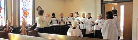 choirpractice - Choir Practice